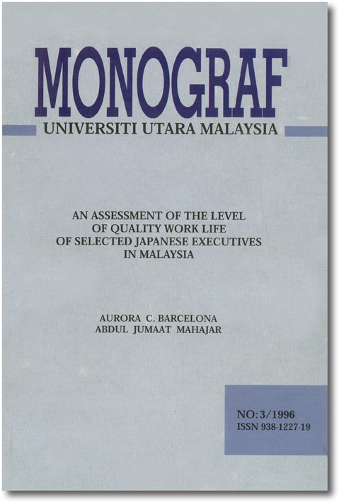 An Assessment Of The Level Of Quality Work Life Of Selected Japanese Executives In Malaysia Assessment is a process which follows a set of four components. uum press