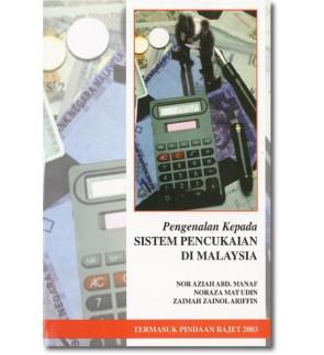 Pengenalan Kepada Sistem Percukaian di Malaysia