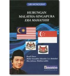 Hubungan Malaysia-Singapura Era Mahathir