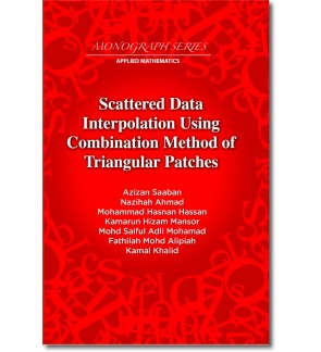 Scattered Data Interpolation Using Combination Method of Triangular Patches