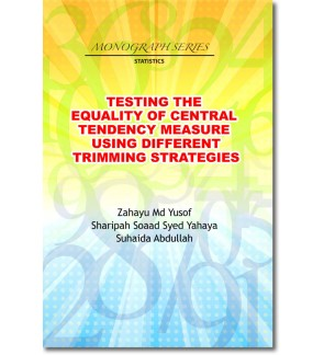 Testing the Equality of Central Tendency Measure Using Different Trimming Strategies