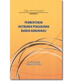 Pembentukan Instrumen Pengukuran Budaya Komunikasi