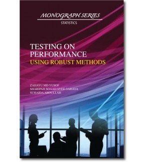 Testing on Performance Using Robust Methods