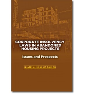 Corporate Insolvency Laws in Abandoned Housing Projects : Issues and Prospects