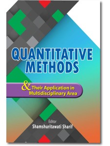 Quantitative Methods & Their Application in Multidisciplinary Area