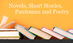 Novels, Short Stories, Pantoums & Poetry