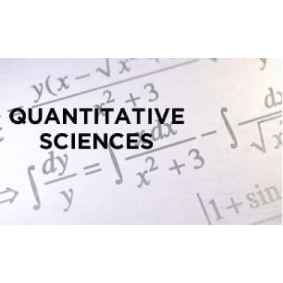 Quantitative Sciences