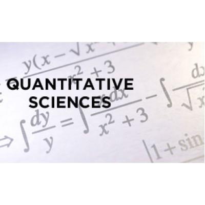 Quantitative Sciences