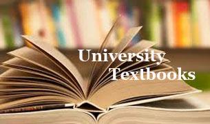 University Textbooks